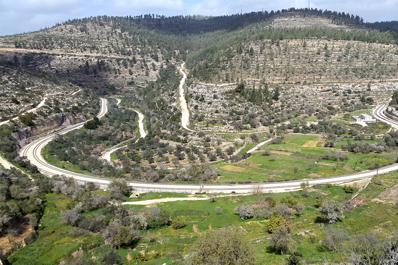 Battir-Village